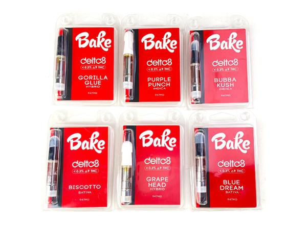Bake Delta 8