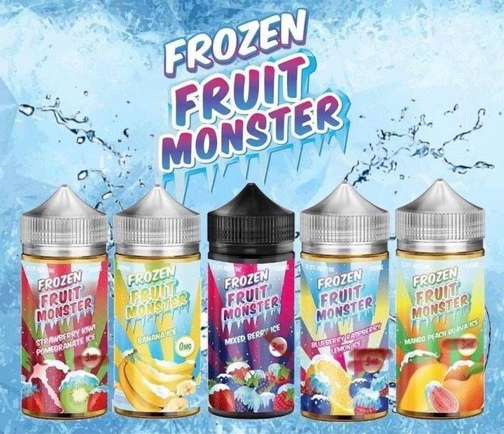 Frozen Fruit Monster