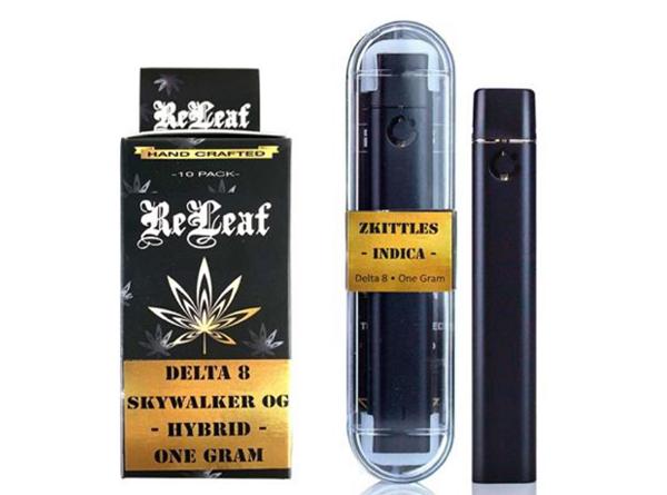 Releaf Delta 8