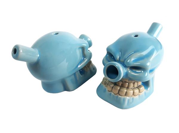 Ceramic Blunt Bubbler