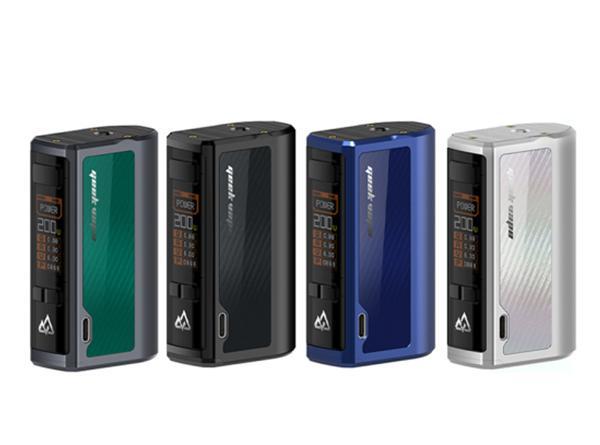 Geekvape Obelisk 200 18650 Box Mod